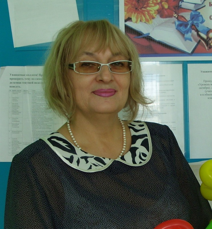 Быкова Ю. А., руководитель МО учителей гуманитарного цикла
