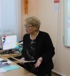 Педсовет открывает директор Тасбаева М. А.