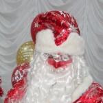 Рисунок профиля (Дед Мороз)