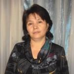Рисунок профиля (Нагима Исмурзовна)